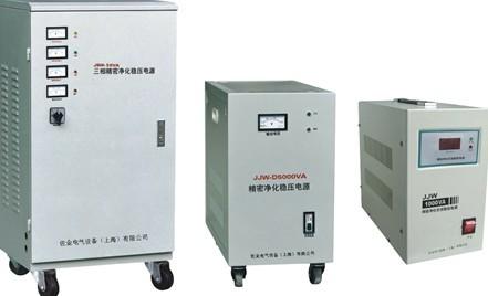 jjw/jsw精密交流净化稳压电源